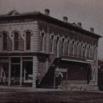 Image of Post Office, pre-1885