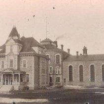 Image of South Dakota Penitentiary, ca. 1880s