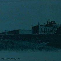 "Image of ""A Dakota Pen"" (South Dakota Penitentiary), n.d."