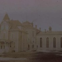 Image of Penitentiary, ca. 1884-1890