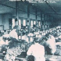 Image of Shirt factory at the South Dakota Penitentiary