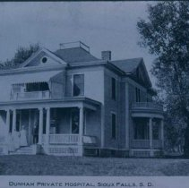 Image of Dunham Private Hospital, n.d.