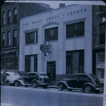 Image of Argus Leader Building on Main Ave., 1938