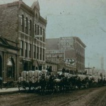 Image of Argus Leader Building (Main Ave. between 8th and 9th), ca. 1901