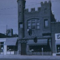 Image of Dickenson's Bakery and Cafe (Main between 10th and 11th), ca. 1950