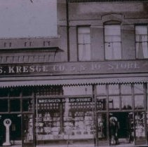Image of S. S. Kresge Company (209 S. Phillips), n.d.
