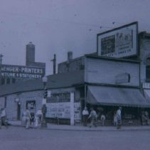 Image of Dunning Drug Store, ca. 1940s