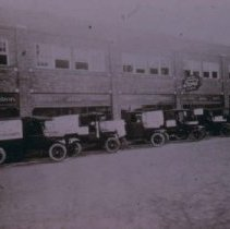 Image of Lincoln Ford Garage, n.d.