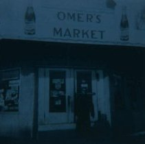 Image of Omer's Market (1401 N. Main Ave.), 1937