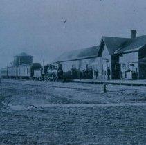 Image of Great Northern Passenger Depot, 1897