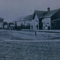 Image of Great Northern Depot, 1898