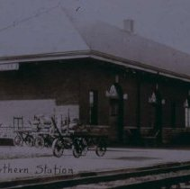 Image of Great Northern Depot, n.d.