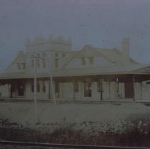 Image of Illinois Central Depot, n.d.