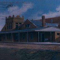Image of Illinois Central Passenger Station, n.d.