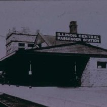 Image of Illinois Central Passenger Station