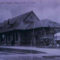 Image of Northwestern Depot, n.d.