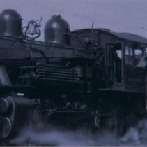 Image of Unidentified locomotive, n.d.