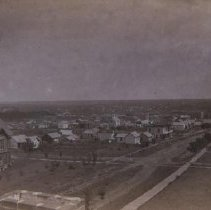 Image of Looking east from 8th and Duluth, 1885