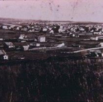 Image of J. Brown photograph of Sioux Falls, ca. 1885-1889
