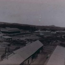 Image of Looking north toward Seney Island, Queen Bee, Penitentiary, ca. 1885-1889