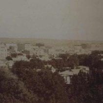 Image of Looking east from Heynsohn's Springs, ca. 1892