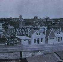 Image of Looking northwest from east side, ca. 1891