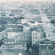 Image of Looking south from North Main Ave., ca. 1900-1910