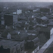 Image of Looking southeast from Old Courthouse, ca. 1900