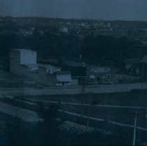 Image of View of Sioux Falls and Larson Hardware (G. W. Fox photograph), 1908