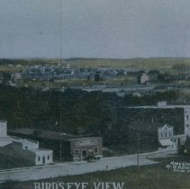 Image of Looking south by southeast from Old Courthouse, 1909