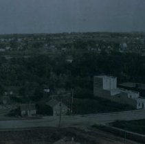 Image of Looking east by southeast from North Dakota Ave. hill, 1909