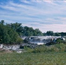 Image of Falls of the Big Sioux River, June 1972