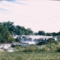 Image of Falls of the Big Sioux River, 1972