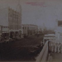 Image of Phillips Ave. (looking north from 11th St.), 1884