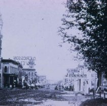 Image of 11th St. and Phillips Ave. (looking north), ca. 1885