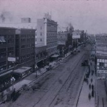 Image of Phillips Ave. (looking north from 11th St.), ca. 1910
