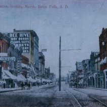 Image of 10th St. and Phillips Ave. (looking north), ca. 1910