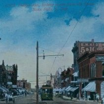 Image of 9th St. and Phillips Ave. (looking north), 1911