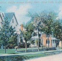 Image of Phillips Ave. (looking north from about 19th St.), 1912