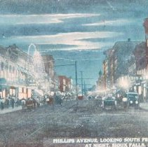 Image of Phillips Ave. (looking south from 8th St.), 1913