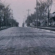 Image of Phillips Ave. (looking south from 18th St.), 1912