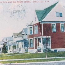 Image of Phillips Ave. (looking north from 19th St.), 1910