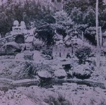 Image of McKennan Park miniature village, 1937