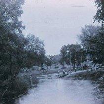 Image of Sherman Park river scene, n.d.
