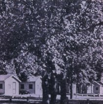 Image of Sherman Park tourist camp, 1937