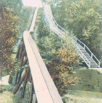 Image of Sherman Park slide, 1915