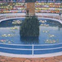 Image of Nelson Park sunken garden, n.d.
