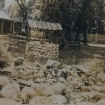 Image of Westward Ho rock garden, n.d.