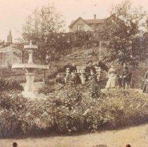 Image of Heynsohn's Spring, Minnehaha Springs (Spring Ave. between 5th and 6th), n.d