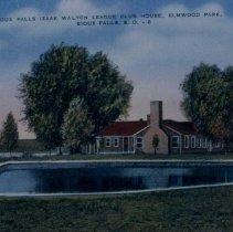 Image of Izaak Walton League Club House at Elmwood Park, n.d.